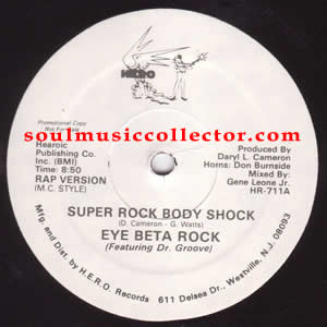 Body-Shock - Rock This House